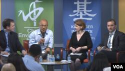 伍德罗·威尔逊国际学者中心的讨论会