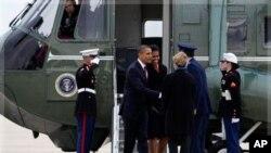 Обама ги почести војниците кои служеа во Ирак