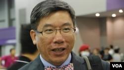 香港嶺南大學公共管治研究部主任李彭廣