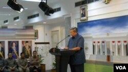 Presiden Susilo Bambang Yudhoyono (Foto: dok)
