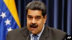 El presidente de Venezuela Nicolás Maduro asume nuevo mandato el jueves 10 de enero de 2019. Foto de archivo.