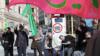 تجمعهای اعتراضی متعدد نیروهای بسیج و لباس شخصی