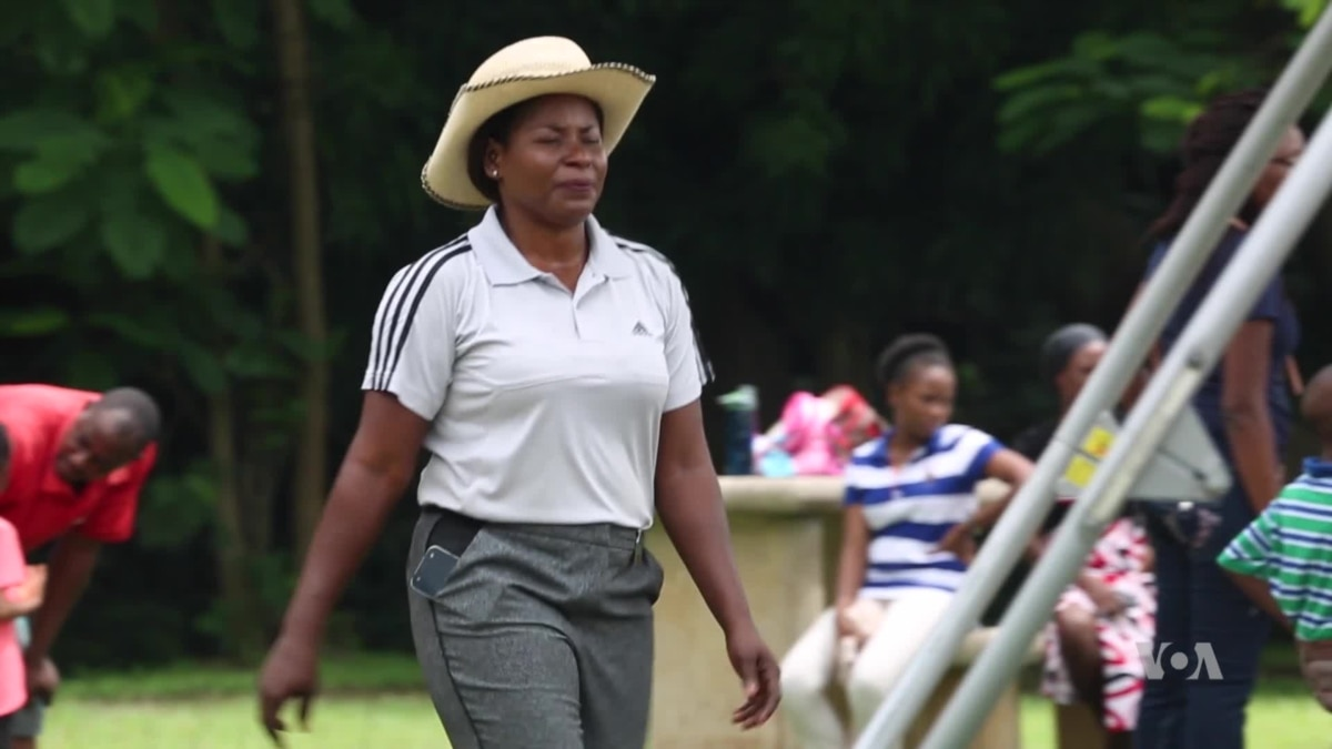 Nigeria's 'Queen of Golf' Helps Others Learn the Game