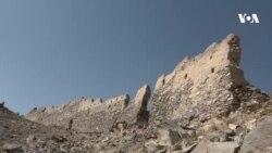 د کابل یو تاریخي اثر په نړېدو دی