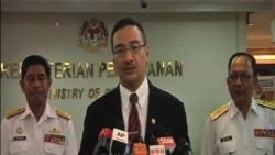 馬來西亞提出分攤搜尋馬航費用問題