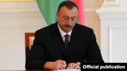 İlham Əliyev, Azərbaycan prezidenti