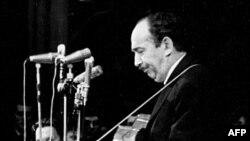 Алекандр Галич 1967 год