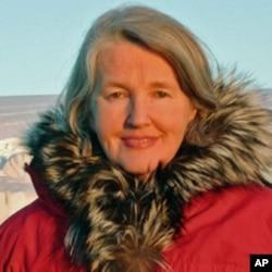 Author Meredith Hooper, mother of British director Tom Hooper.