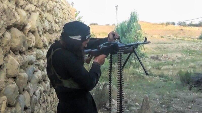 داعش په ننګرهار کې ۱۷ افغان سرتېري ووژل