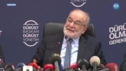 SP Lideri Karamollaoğlu: 'Adil Bir Seçim Ortamında Değiliz'