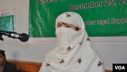شینواری یکی از فعالان حقوق زن در ننگرهار نیز بود