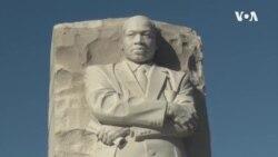 美国民众:马丁·路德·金的言论和思想依然有重要意义