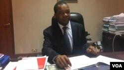 Usibalukhulu weReserve Bank of Zimbabwe, uMnu. John Mangudya.