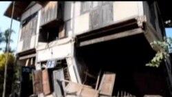 2012-11-12 美國之音視頻新聞: 緬甸地震十幾人死亡
