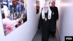Патриарх Филарет (архивное фото)