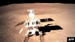 تصویر اداره ملی فضایی چین از کاوشگر این کشور در ماه