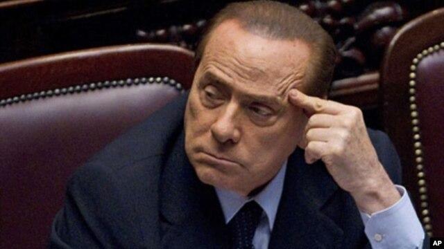 El controvertido multimillonario Silvio Berlusconi dominó el escenario político italiano durante 18 años.