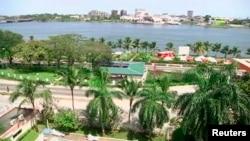 Vue de la ville d'Abidjan (archives)