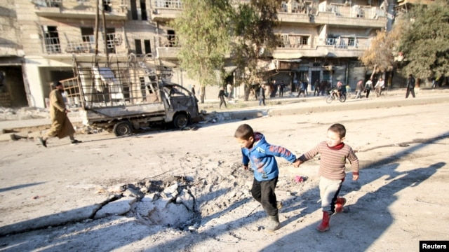 Aid Deliveries to get life-saving assistance to millions of besieged Syrians to Start Monday