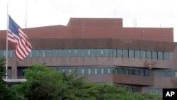 La embajada de EE.UU. en Venezuela criticó la Asamblea Nacional Constituyente.