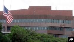 سفارت آمریکا در کاراکاس