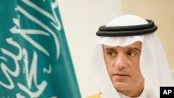 Menteri Luar NegeriArabSaudi Adel al-Jubeir (Foto: dok)