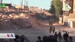 هێرشەکانی هێزی سوریا بۆ سەر حەلەب