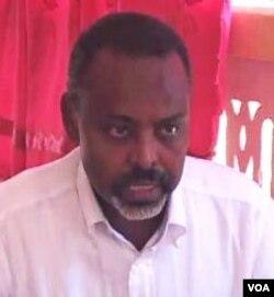 Walikota Mogadishu, Mohammed Ahmed Nur kewalahan menghadapi banyaknya pengungsi.