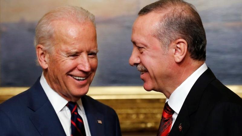 джо байден встретится реджепом тайипом эрдоганом бинали йылдырымом