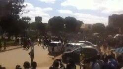L'arrivé de Moïse Katumbi au Palais de justice