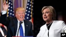 Hillary Clinton i Donald Trump, super-pobjednici super-utorka
