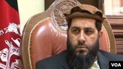 فضل هادی مسلمیار، رئیس مشرانو جرگه می گوید که مردم افغانستان دست نشاندۀ پنجابی های را قبول نمی کند.
