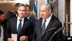 US Israel Blinken