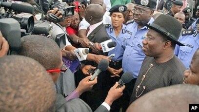 Rais wa Nigeria ateuwa mawaziri
