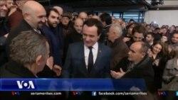 Albin Kurti – kandidati i vetëm për postin e kryetarit të lëvizjes Vetëvendosje