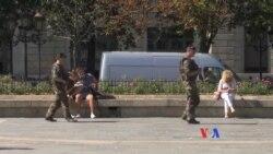 法國控告三名女子密謀恐怖行動