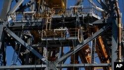 Turkiya O'rta dengizda neft va gaz zaxiralarini qidirishni boshlagan