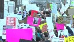 2017-01-30 美國之音視頻新聞: 川普難民禁令引發爭議