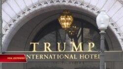Trump thu về hàng triệu đôla từ đế chế bất động sản