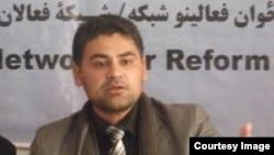 محمد سنگر امیرزاده، رئیس شبکۀ جوانان برای اصلاح و تغییر