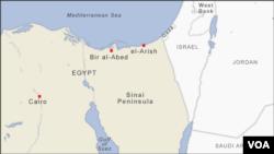 Akarere ka Sinai