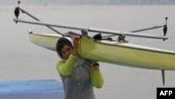 قایقران زن ایرانی به آلمان گریخت