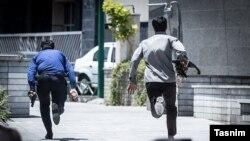 حملات تروریستی تهران