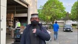 VOA英语视频: 美国穆斯林社区因应新冠疫情改变斋月活动