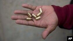 Michoacán es uno de los estados más convulsionados por la violencia de las drogas.