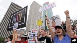 Marš za naše živote u Vašingtonu