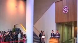 香港特首梁振英牽涉收受巨款引起爭議