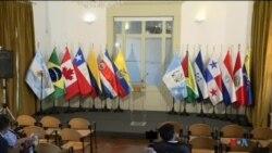 Grupo de Lima: Conferencia de prensa sobre la reunión sobre Venezuela