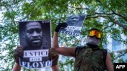 Protestos contra a morte de George Floyd