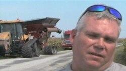 Американські фермери збирають врожай на місяць раніше